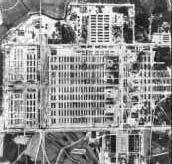 US-Luftaufnahme des KZ Auschwitz