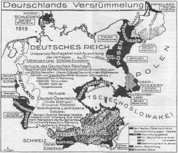 verstuemmelung Deutschland