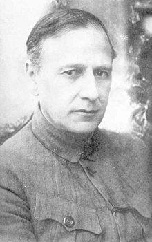 Ein Eingeweihter:Christian Georgijewitsch Rakowski