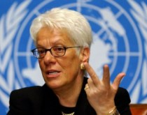 Carla Del Ponte, Mitglied der UN-Expertenkommission in Syrien
