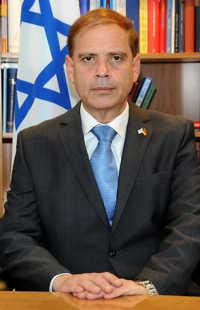 Der israelische Botschafter in der BRD, Yakov Handelsman, demonstrierte in einem WELT-Artikel perfektionierte Chuzpe.