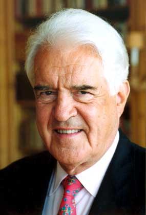 Ex-Regierungssprecher Peter Boenisch
