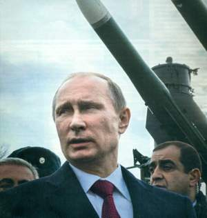 Wladimir Putin, Beschützer und Bewahrer der traditionellen Werte der Schöpfungsordnung!