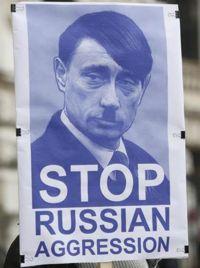 Wer immer gegen die jüdische Finanz-Vergewaltigung der Welt ist, gilt als ein neuer Adolf Hitler, das muss jetzt sogar Präsident Putin erfahren. Sämtliche Rabbiner der Ukraine nennen Putin einen Aggressor wie Hitler.