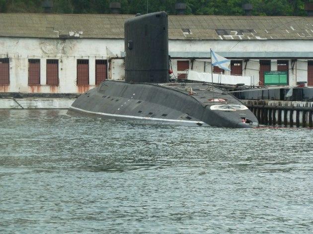 Ein Uboot der C-Klasse