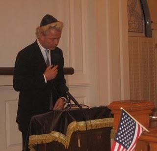 Geert Wilders - Der Zionist