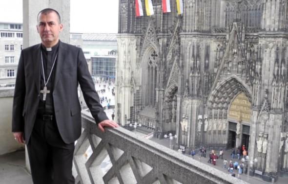 Der Erzbischof von Mossul, Amel Shimon Nona - Foto: erzbistum-koeln.de