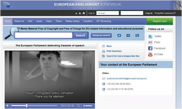 EU-BRD-Bashing