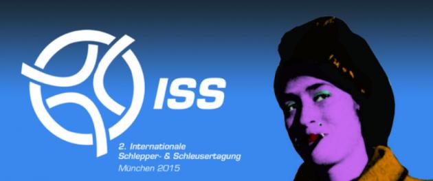 Plakat der Schleppertagung: Finanziert mit Steuergeldern Foto: muenchner-kammerspiele.de