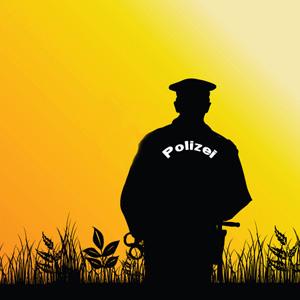 polizist_silhouette