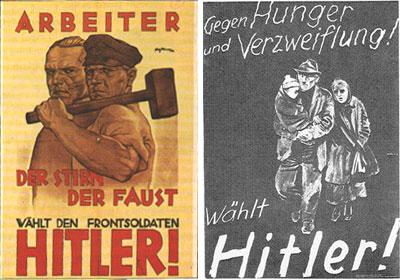ns-poster-stirn-faust-gegen-hunger
