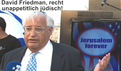 david_friedman_us_ambassador_to_israel