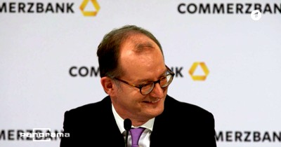 """Martin Zielke, Vorstandsvorsitzender der Commerzbank, konnte nur unverschämt lachen, als er gefragt wurde, warum die Commerzbank auf Anweisung des US-Finanzministeriums tadellose Mitarbeiter rauswirft, obwohl sie rechtens, und explizit im Auftrag der Commerzbank, bei ihren Geschäften (z.B. mit der iranischen Reederei """"Iran Shipping Company"""") (IRISL) handelten."""