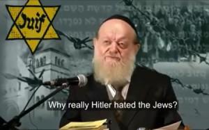 Der israelische Rabbiner Yosef Ben Porat: